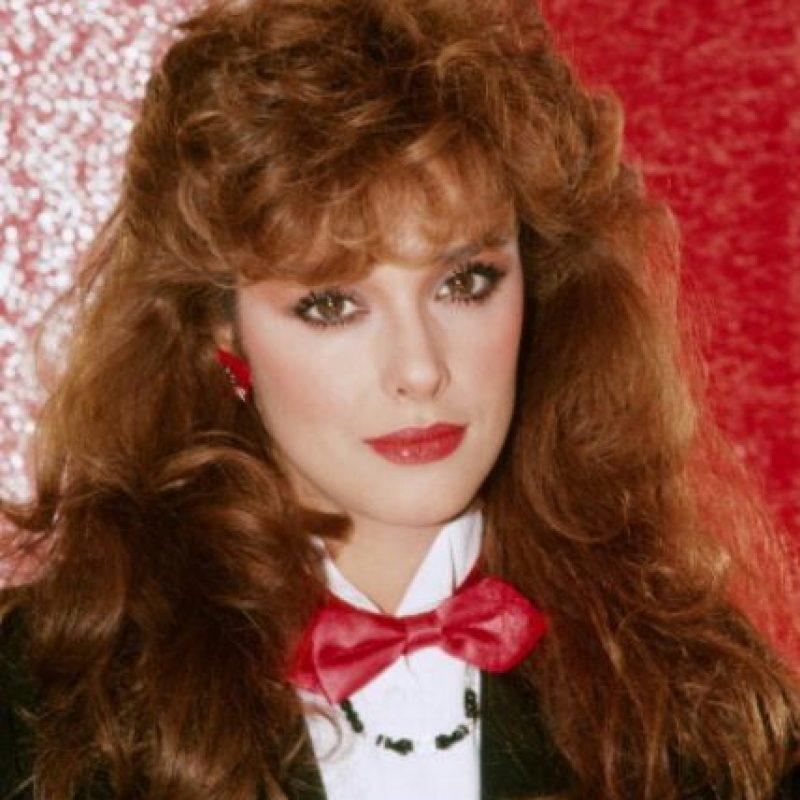 Lucía Méndez es otra gran actriz de los años 80 y 90 Foto:vía Getty Images