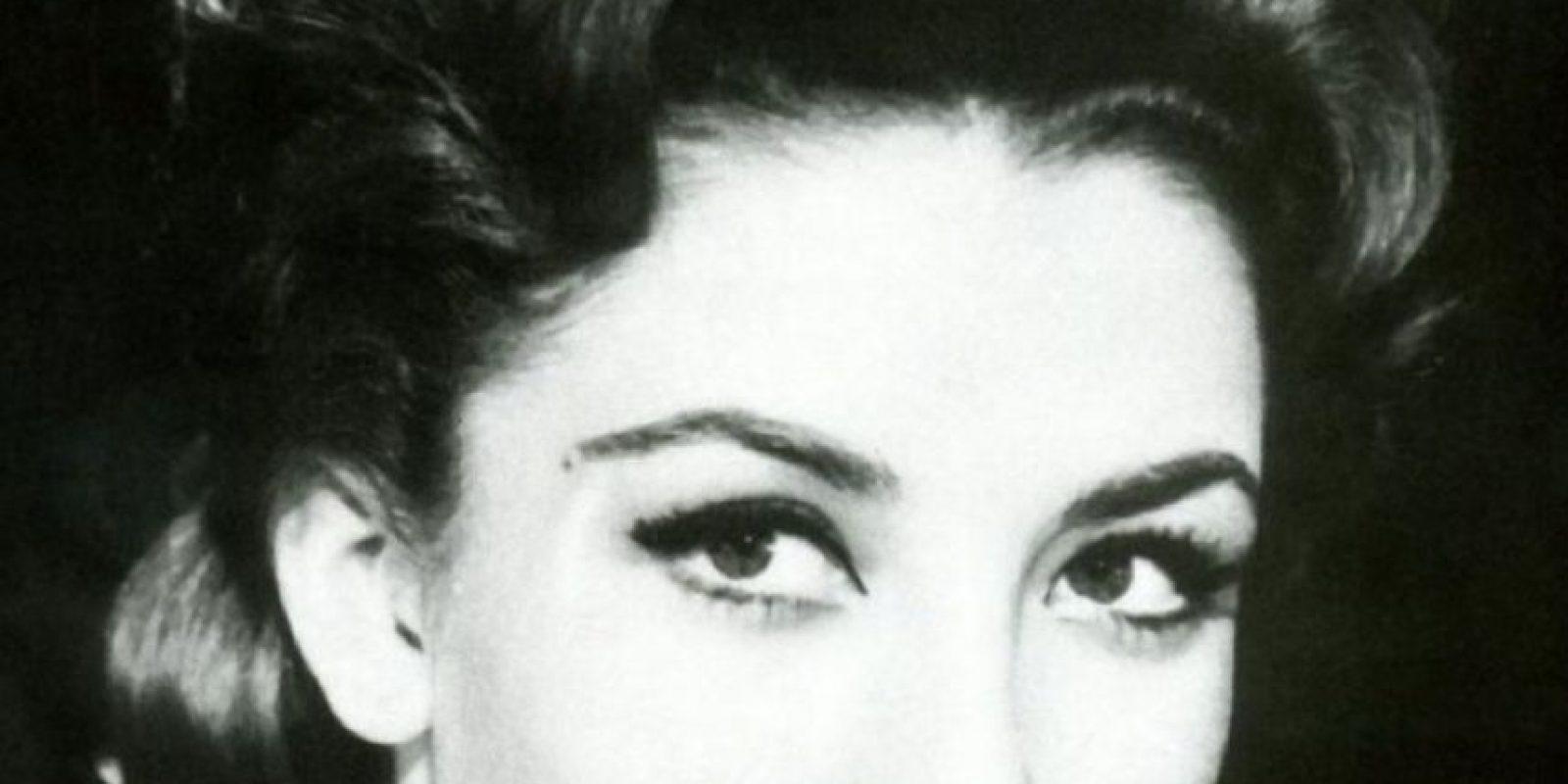 Angélica María es otra de las grandes actrices de telenovela que comenzó en los años 60. Foto:vía TelenovelasySeries