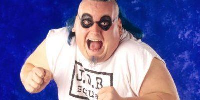 16. The Blue Meani / La combinación entre su maquillaje, peinado y ropa no resultó muy favorecedora. Foto:WWE