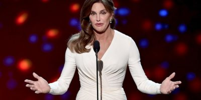 "Una de las famosas a las que ""imitó"" fue a la esposa de Brad Pitt. Foto:Getty Images"