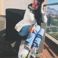 Foto:Instagram María José Vargas