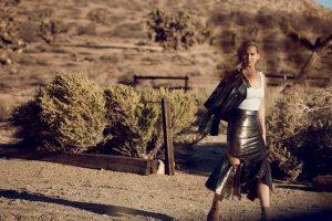 """Casarse está entre sus planes. Foto:Revista """"Vogue"""""""