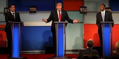 La mayoría criticó las propuestas de Trump sobre los migrantes. Foto:Getty Images