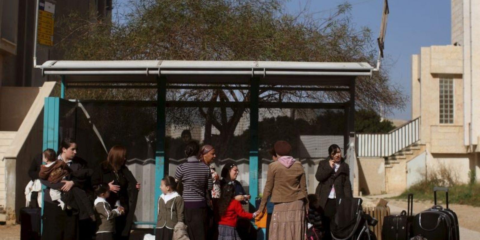 El ataque contra Daniel Cohen fue al medio día tiempo local de Israel. Foto:Getty Images