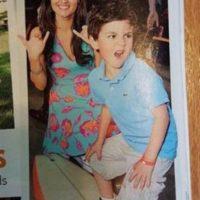 """Sin embargo, en Internet se pusieron locos por esta foto. Dicen que el hijo de Danica es """"igualito"""" a Kevin. A Fred Savage. Foto:vía US Weekly"""