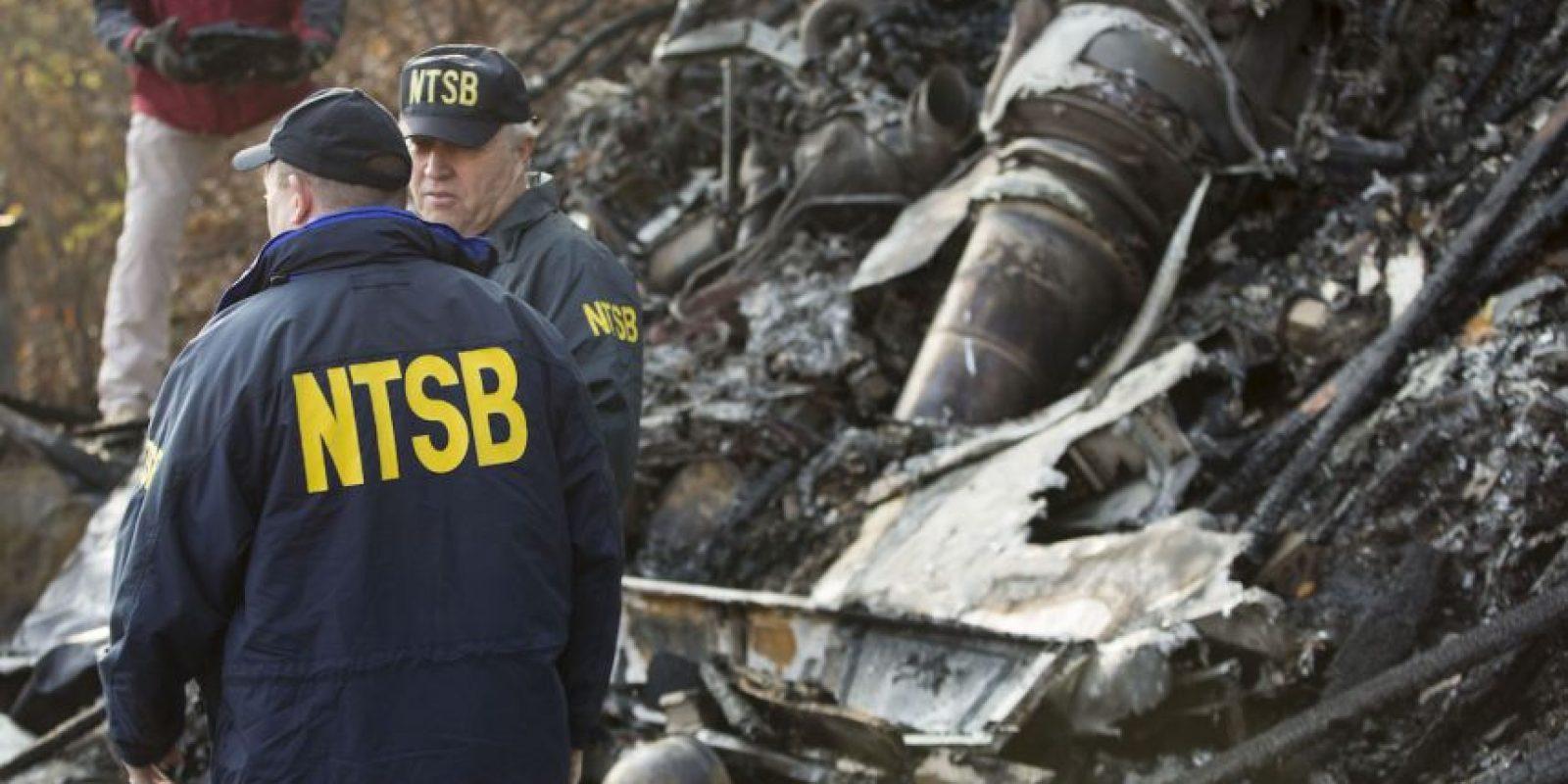 El piloto fue identificado como Óscar Chávez, de nacionalidad colombiana. Foto:AFP