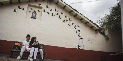 Chorro de Quevedo Foto:Carlos Bernate