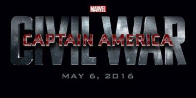 """Capitán América: Civil War"" – 6 de mayo de 2016 Foto:Marvel"