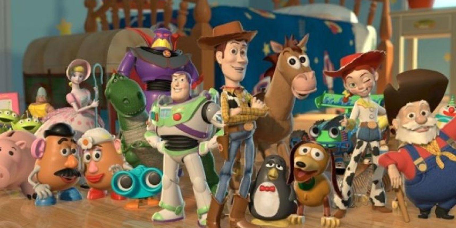 """""""Toy Story 4"""" – 15 de junio de 2018 Foto:Disney"""