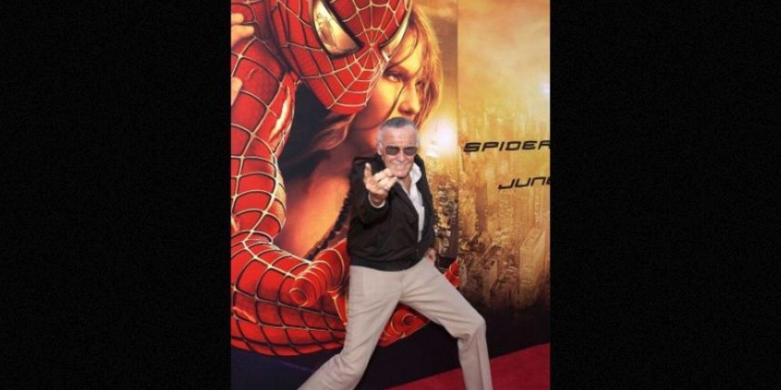 """Película de """"Spider-Man"""" (aún sin título) 28 de julio de 2017 Foto:Getty Images"""