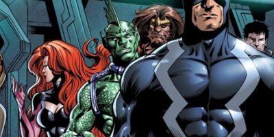 """""""Inhumans"""" – 12 de julio de 2019 Foto:Marvel"""