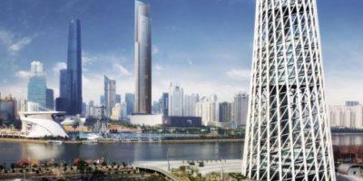 Será en 2016 Foto:Kohn Pedersen – Skyscrapercenter.com
