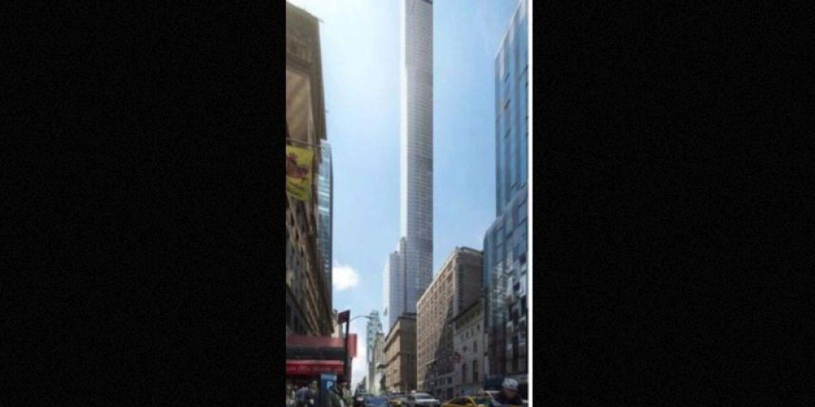 Será completado en 2018 Foto:Adrian Smith + Gordon Gill Architecture – Skyscrapercenter.com