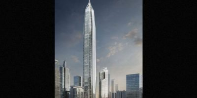 3. Ping An Finance Center (China) – 115 pisos – 659 metros (2165 pies) de altura Foto: Kohn Pedersen – Skyscrapercenter.com