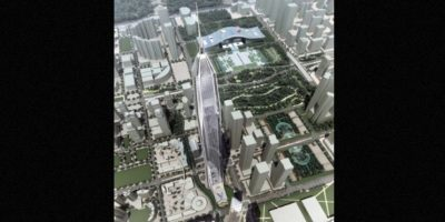 Con 678 millones de dólares, será uno de los más altos del mundo Foto:Kohn Pedersen – Skyscrapercenter.com