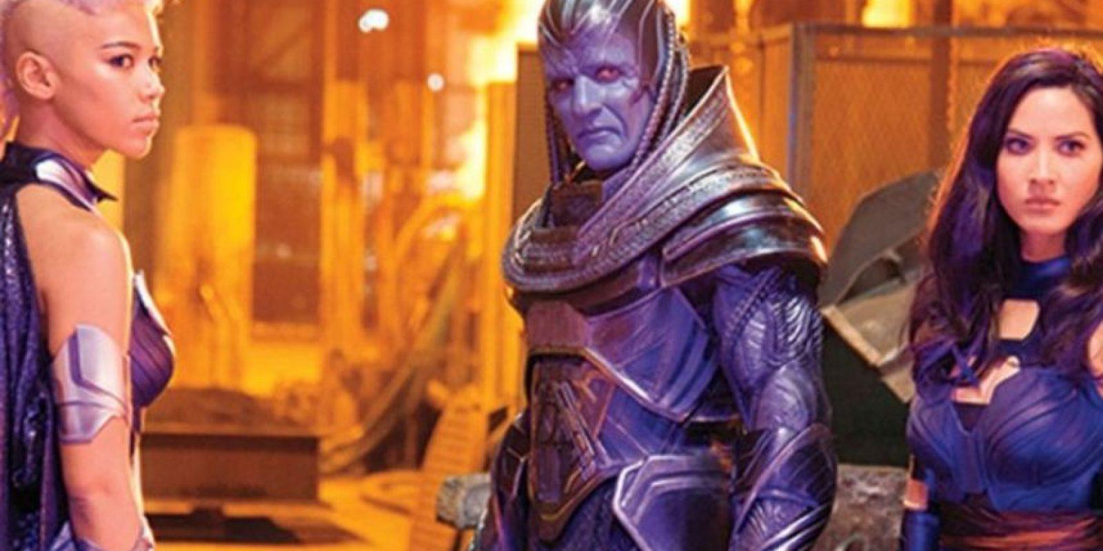 """La séptima parte de la saga estará acompañada de los primeros minutos de """"X-Men: Apocalypse"""" Foto:Instagram/bryanjaysinger"""