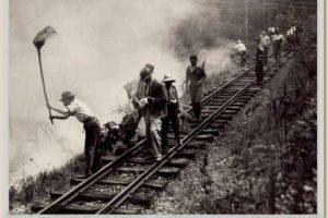 Los incendios forestales del Viernes Negro cobraron la vida de 71 personas Foto:www.depi.vic.gov.au