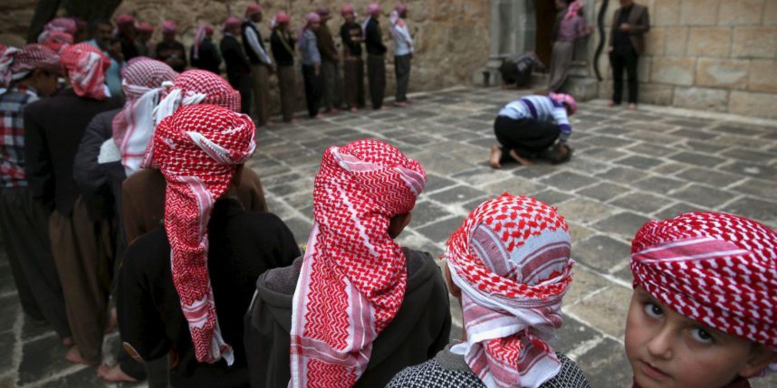 La ofensiva comenzó en diciembre de 2014 Foto:Getty Images