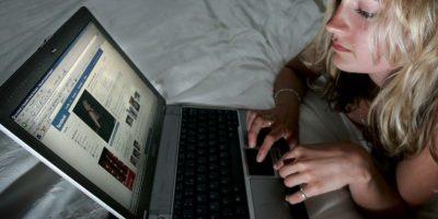 Newland creó un perfil falso en Facebook con el nombre de Kye Fortune para tener contacto con su víctima.