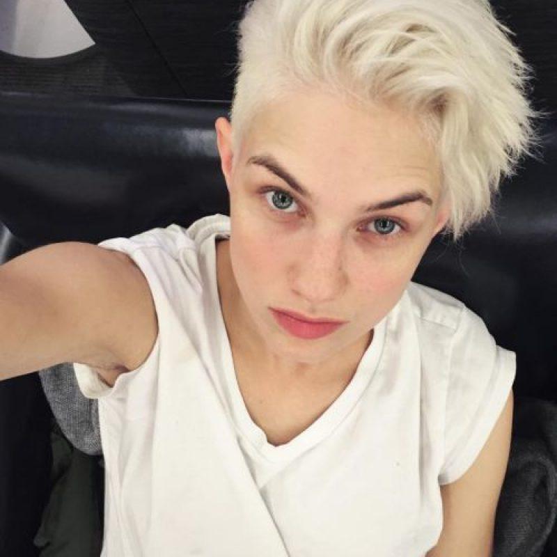 Comenzó a modelar en 2009. Foto:vía Instagram/harmonyboucher