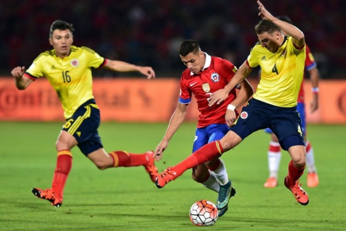 5. Colombia Foto:Getty Images