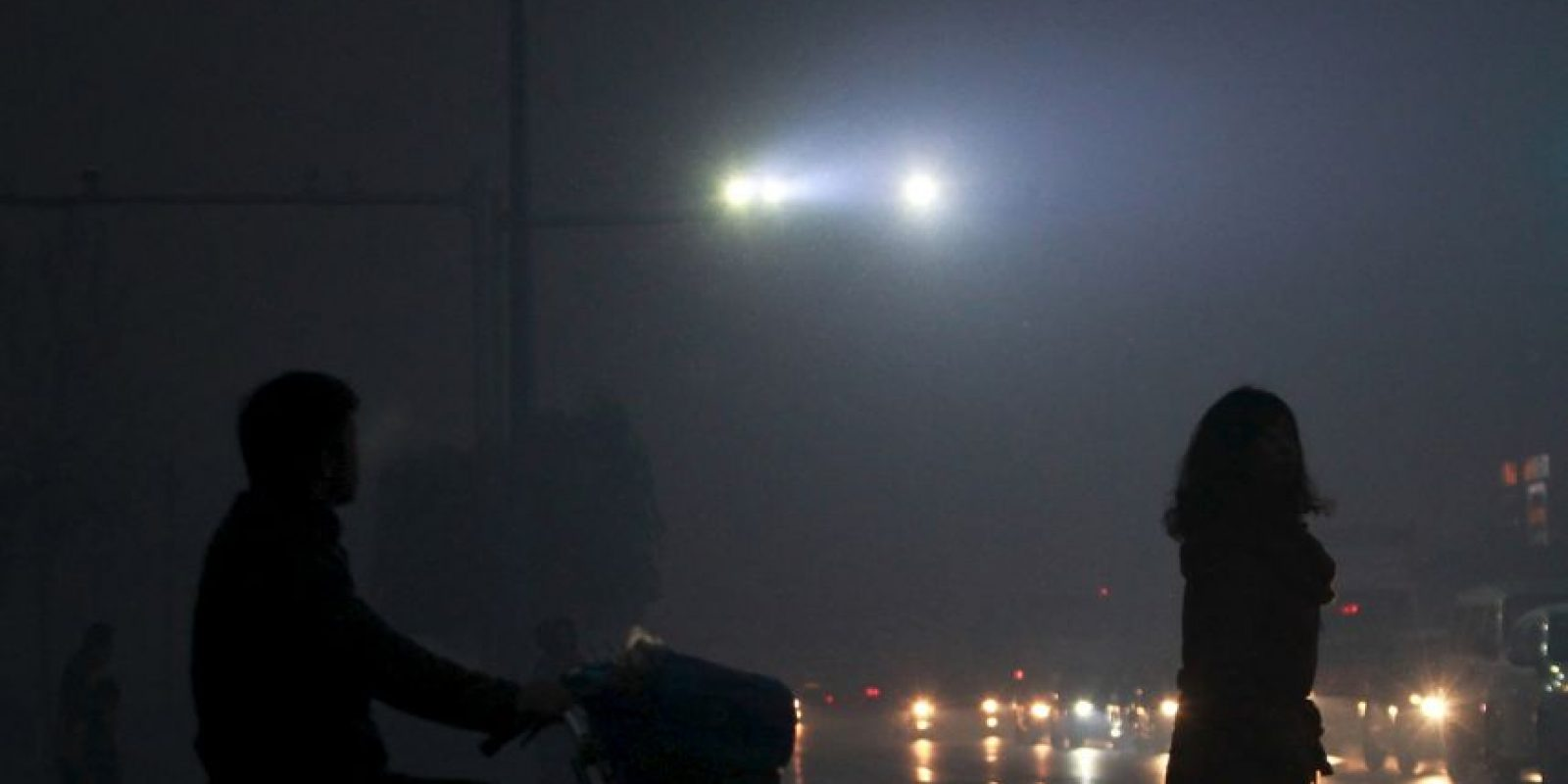 2. De acuerdo con la organización, la contaminación tiene múltiples efectos a la salud, tanto a corto como a largo plazo. Foto:AFP