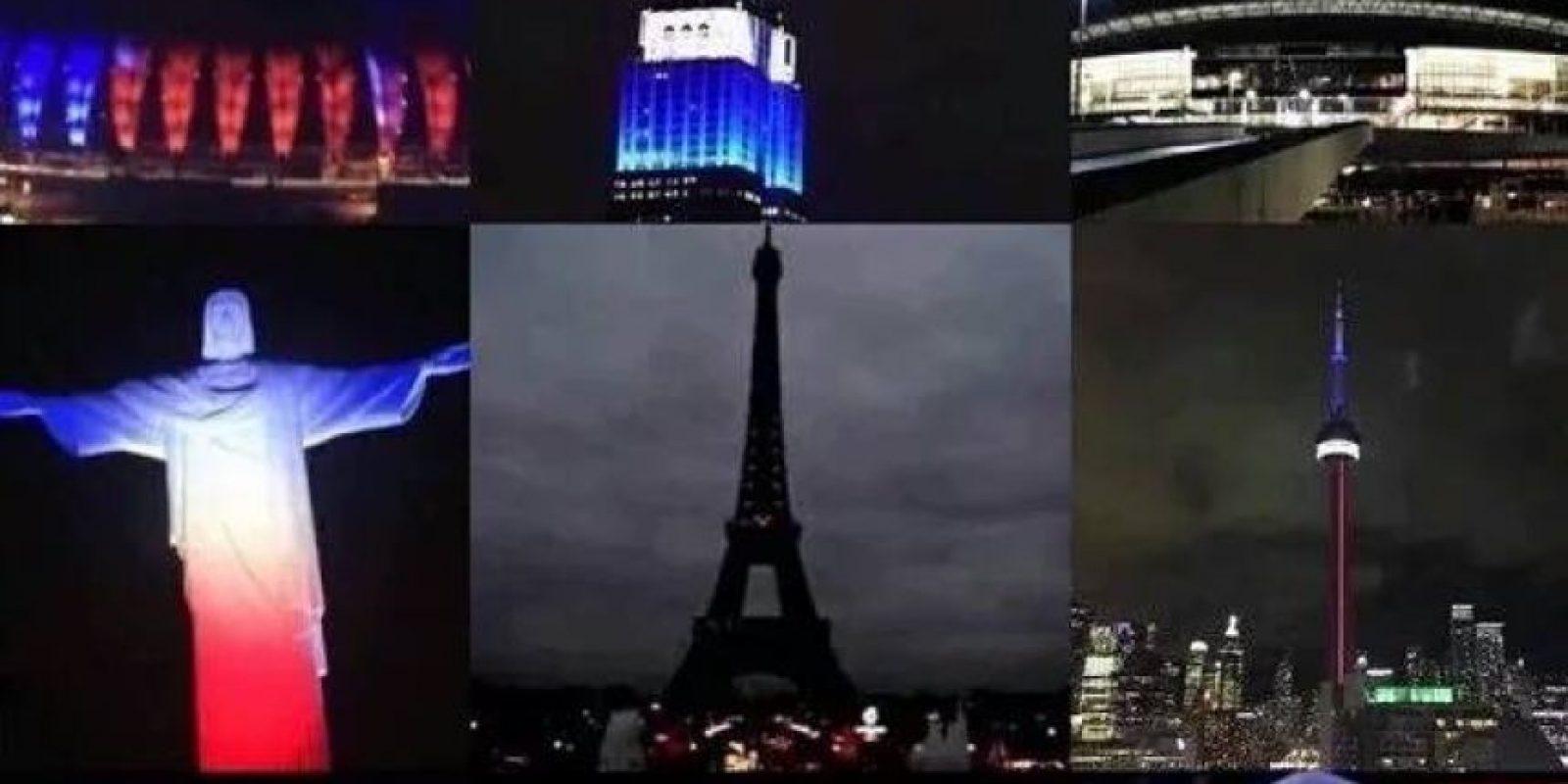 Cristiano Ronaldo: No puedo permanecer indiferente ante el horror de los ataques en París. Mis pensamientos están con las víctimas y sus familiares. Foto:Vía facebook.com/Cristiano