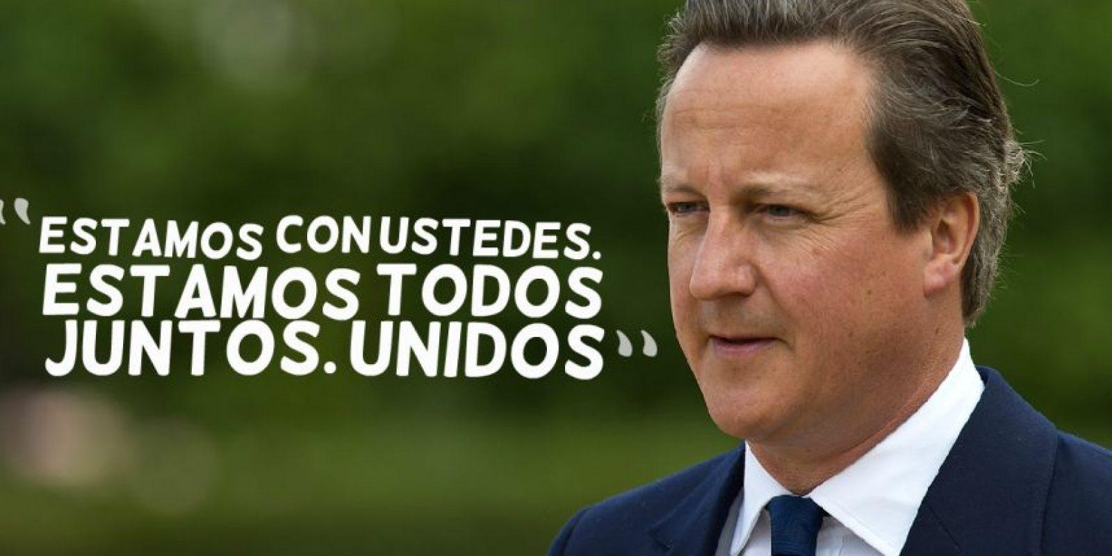 DAVID CAMERON, Primer Ministro del Reino Unido. Foto:Getty Images