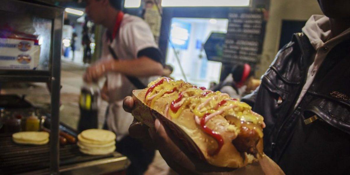 Fotos: El perro caliente, una comida rápida para todos