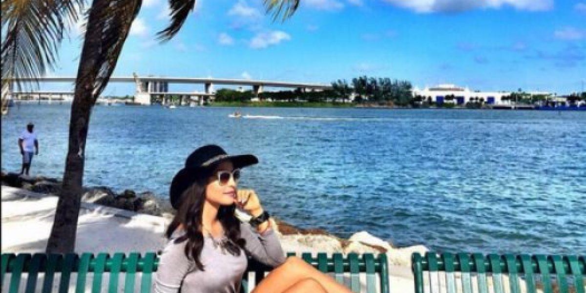 Carmen Villalobos, sexy en Instagram