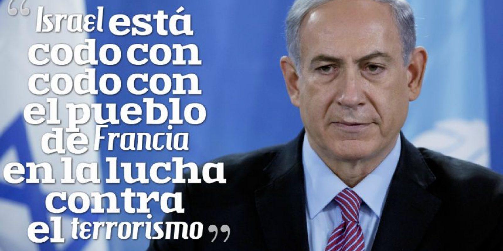 BENJAMÍN NETANYAHU, Primer Ministro de Israel. Foto:Getty Images