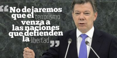 JUAN MANUEL SANTOS, Presidente de Colombia. Foto: Getty Images