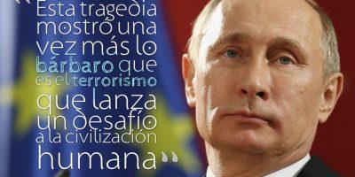 VLADIMIR PUTIN, Presidente de Rusia. Foto:Getty Images