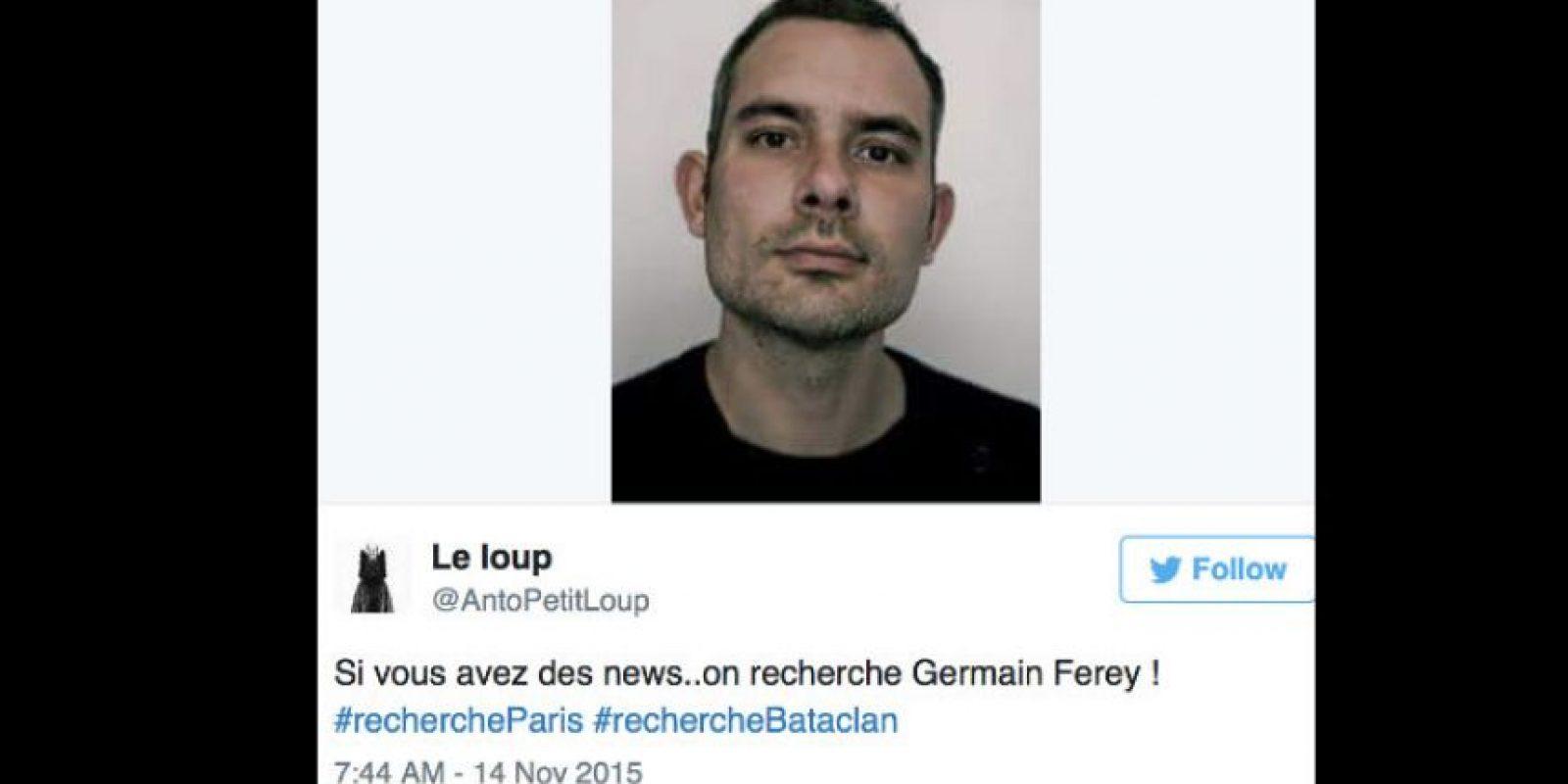 Con este los parisinos preguntan por sus seres queridos. Foto:vía Twitter