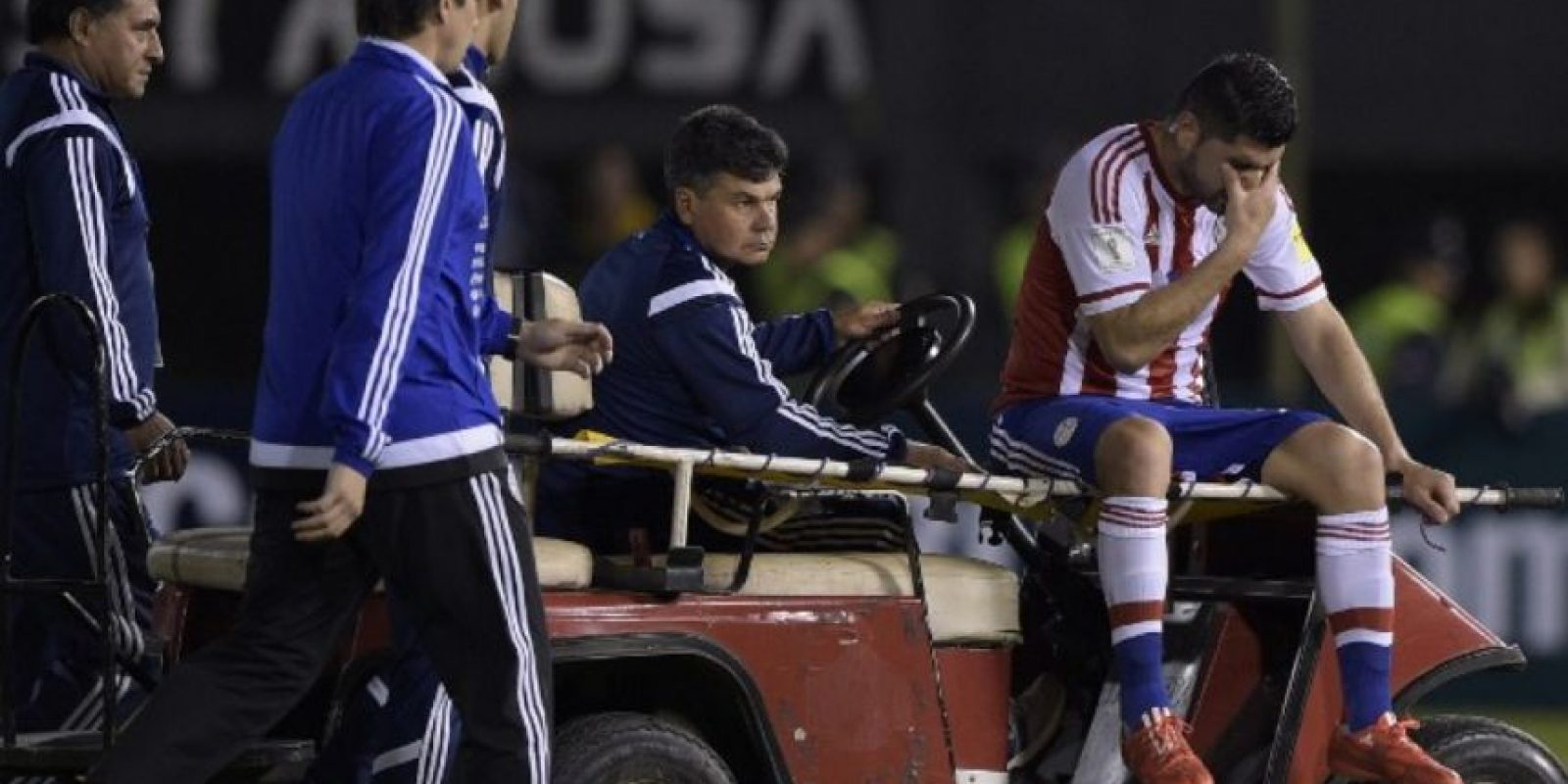 4. Paraguay Foto: Getty Images