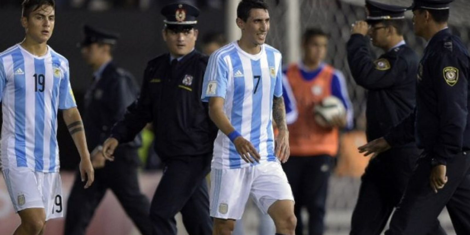 8. Argentina Foto:Getty Images