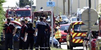 Los hechos también se dieron París. Foto:AFP