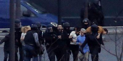 El atentado terminó con la muerte del terrorista de ISIS Amedy Coulibaly y cuatro rehenes, todos judíos. Foto:AFP