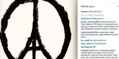 Bayern Munich: Oremos por París. Foto:Vía instagram.com/fcbayern