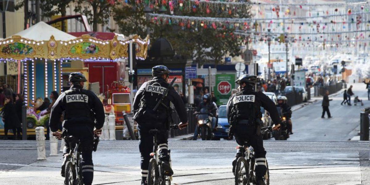 Caos en Francia tras falsa alarma de balacera