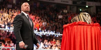 Ahora es el Jefe de Operaciones de la WWE y está casado con Stephanie McMahon Foto:WWE