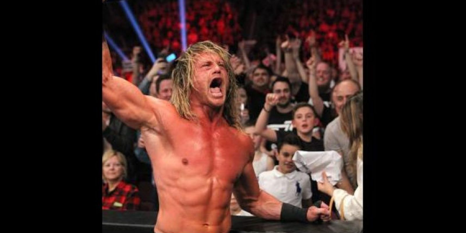 Ziggler, ahora Foto:WWE