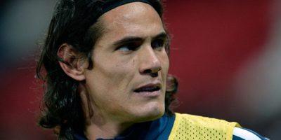 Cavani es uruguayo y juega como delantero. Foto:Getty Images