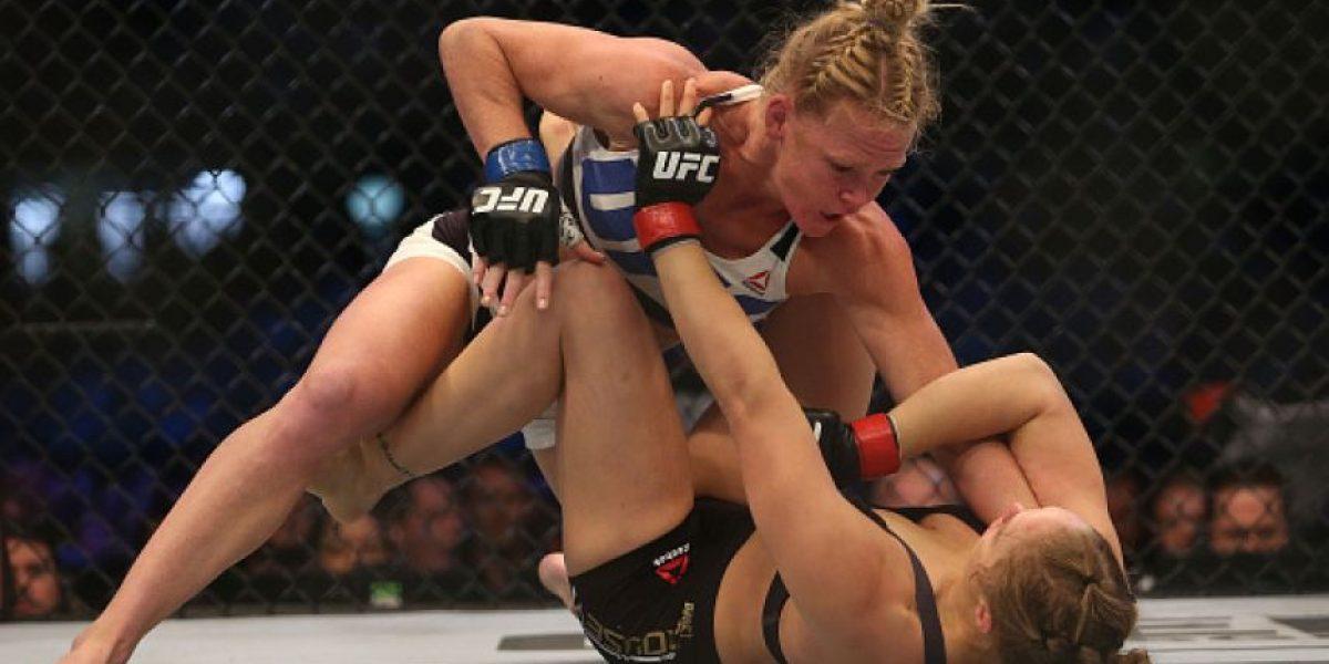 Presidente de la UFC confirma revancha entre Holly Holm y Ronda Rousey