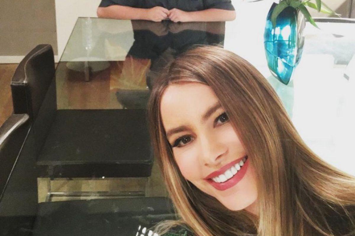 Foto:Instagram: Sofía Vergara