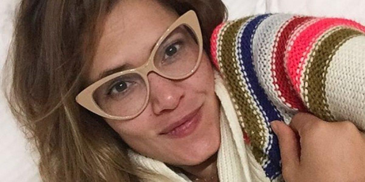 Katherine Porto es víctima de los ladrones en su apartamento