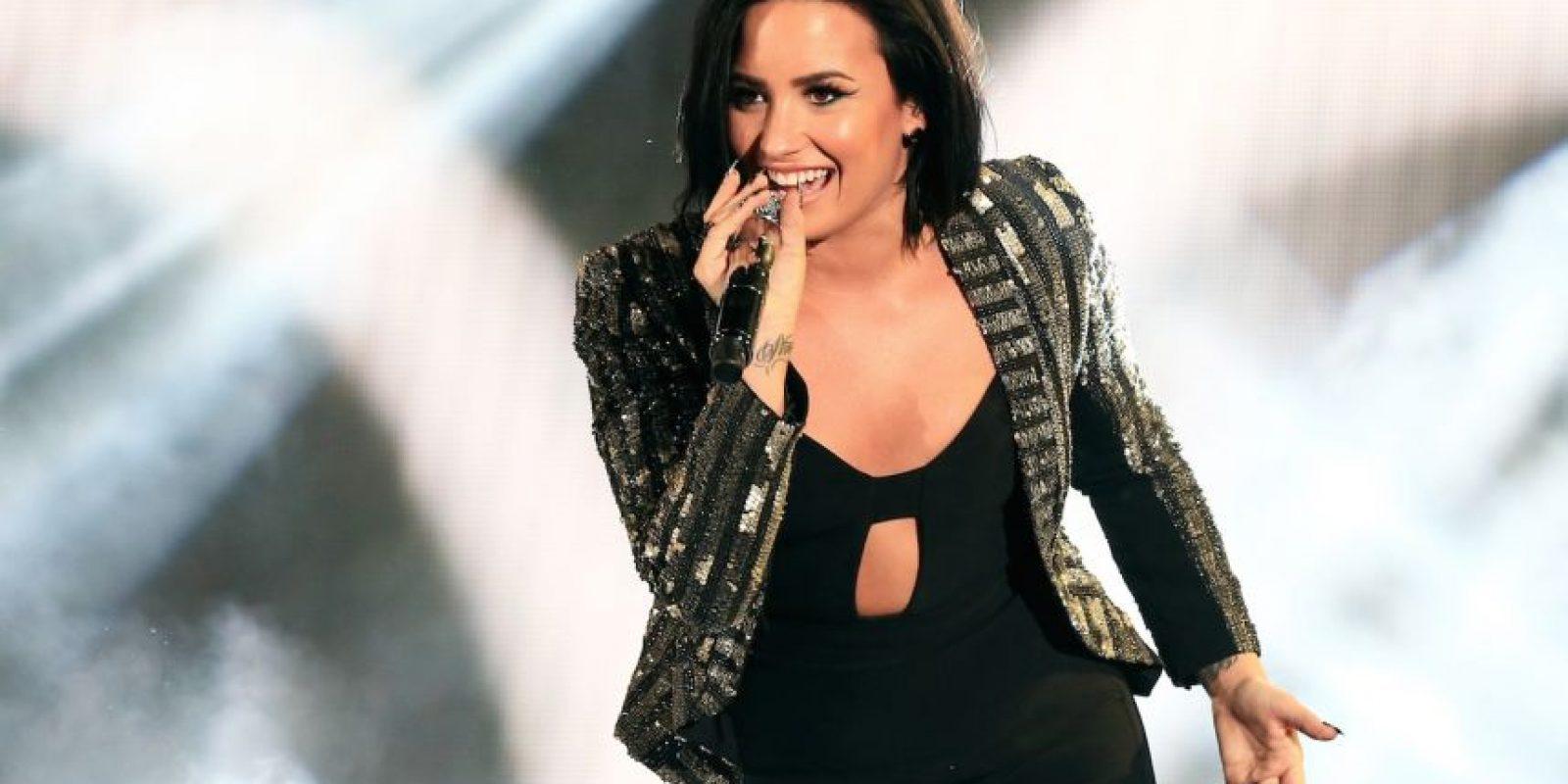 La artista dejó de lado la actuación para dedicarse a la música. Foto:Getty Images