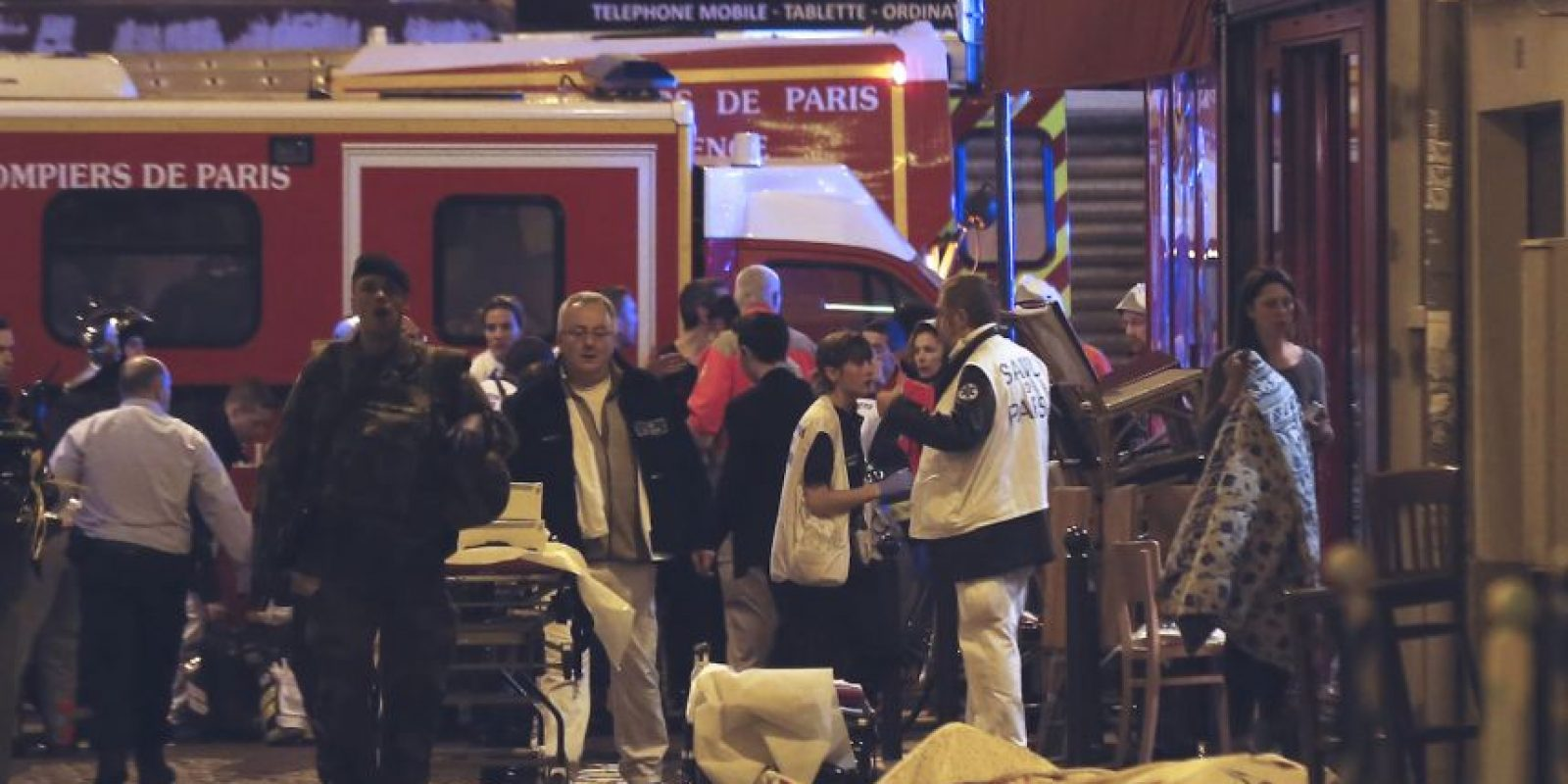 La investigación por lo sucedido continúa. Foto:AP
