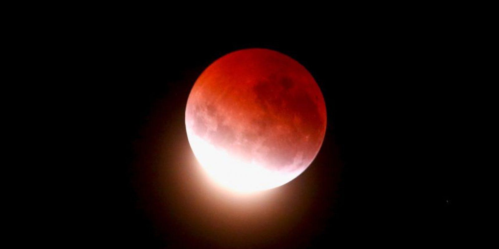Además, en medio de estos fenómenos tuvo lugar un eclipse total de sol que coincidió con el inicio del año judío, el día primero de Nisán, 20 de marzo de 2015. Foto:Getty Images