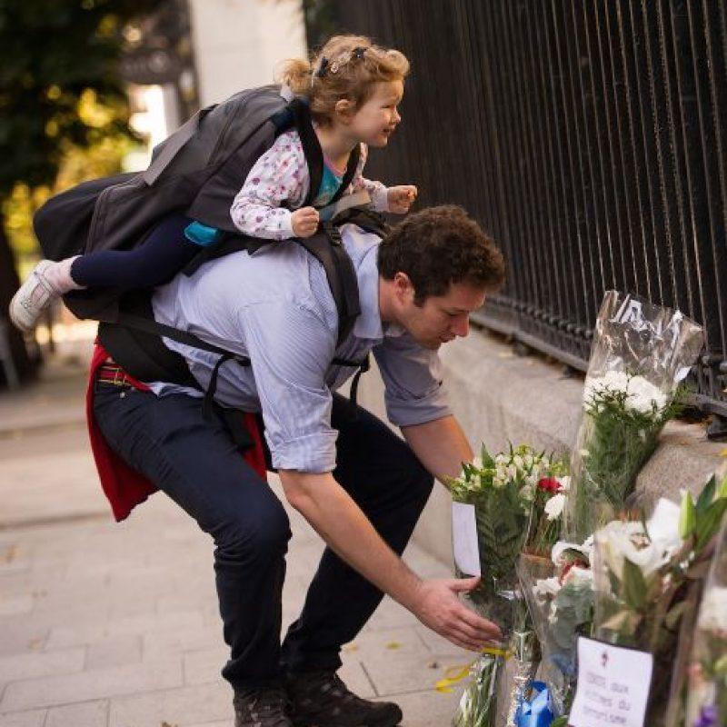 Más de 300 personas están heridas, 99 de ellas de gravedad. Foto:Getty Images